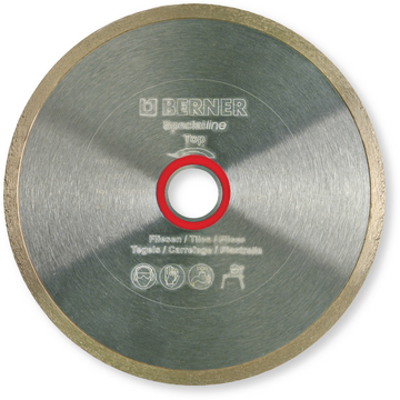 Diamantskive SPECIALline Top Fliser 180x30/25,4 mm